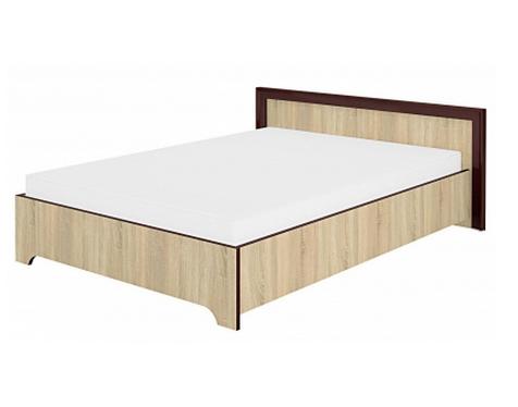 Manželská posteľ OLIWIER 28 / 140x200 cm