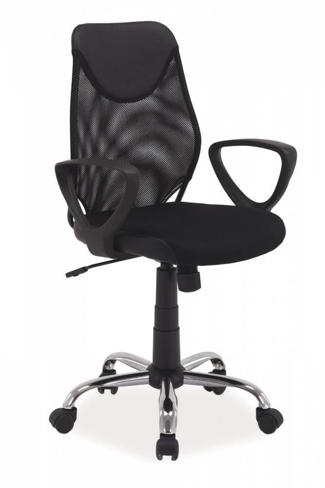 Kancelárske kreslo Q-146 čierna