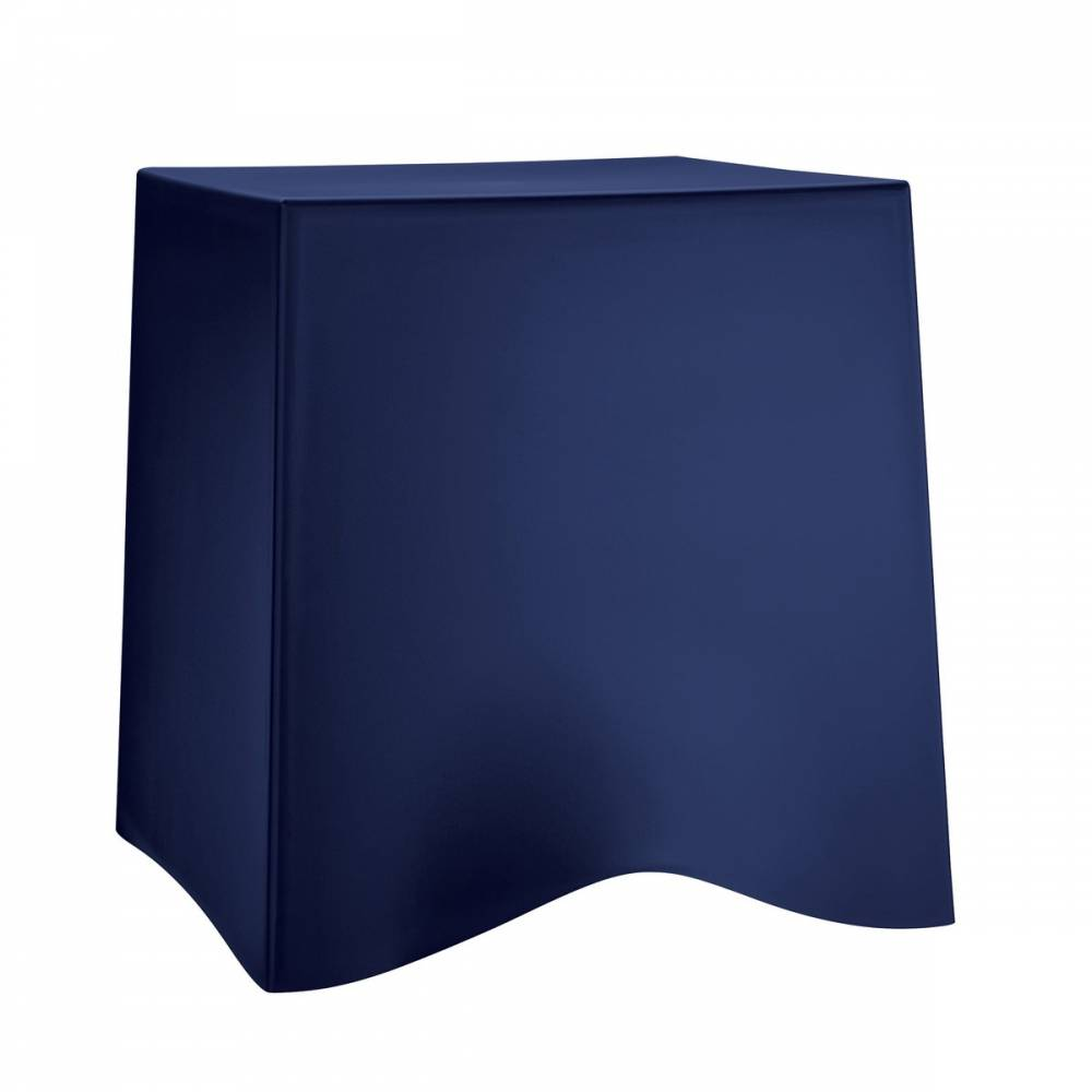 Koziol Taburet Briq, modrá
