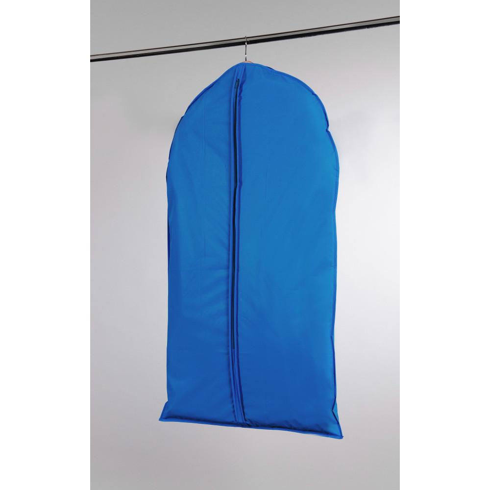 Textilný závesný obal na šaty Compactor Garment Marine, 137 cm