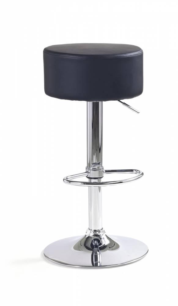 Barová stolička H-23 čierna