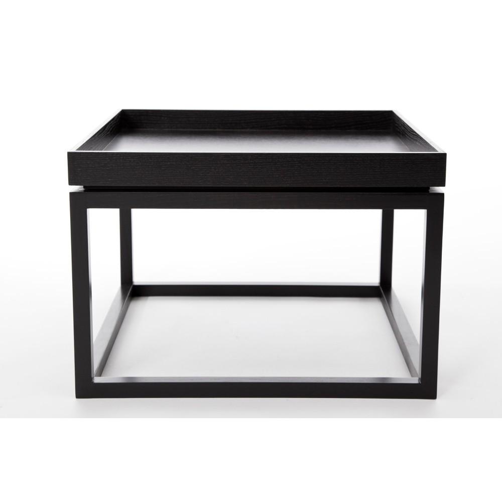 Čierny konferenčný stolík NORR11 Time