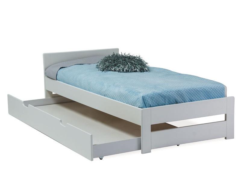 Jednolôžková posteľ 90 cm Elf (s roštom)