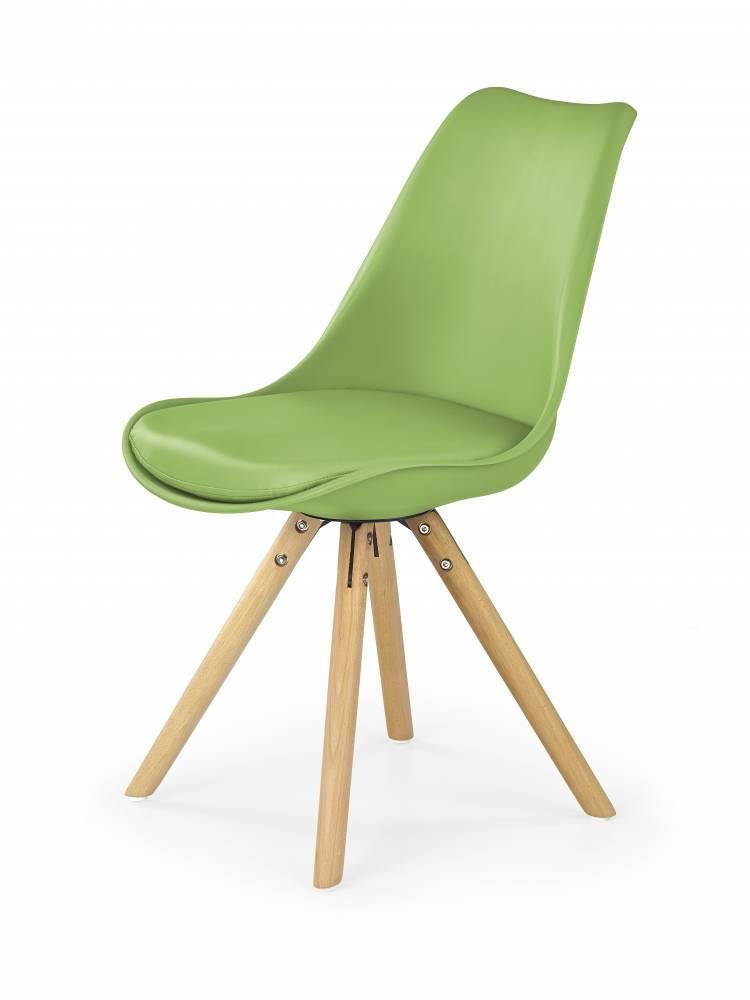 Jedálenská stolička K201 (zelená)