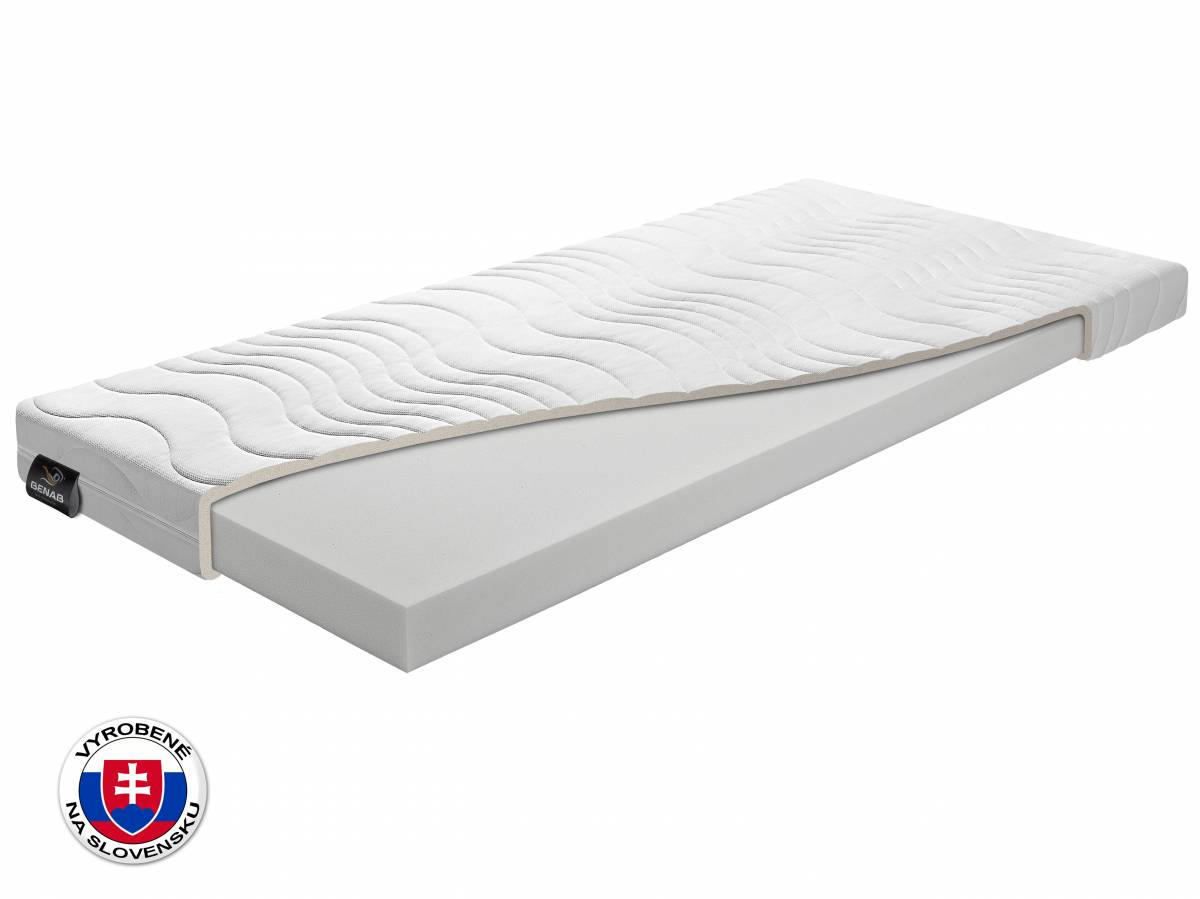 Penový matrac Benab Simple Pur 200x90 cm (T3)
