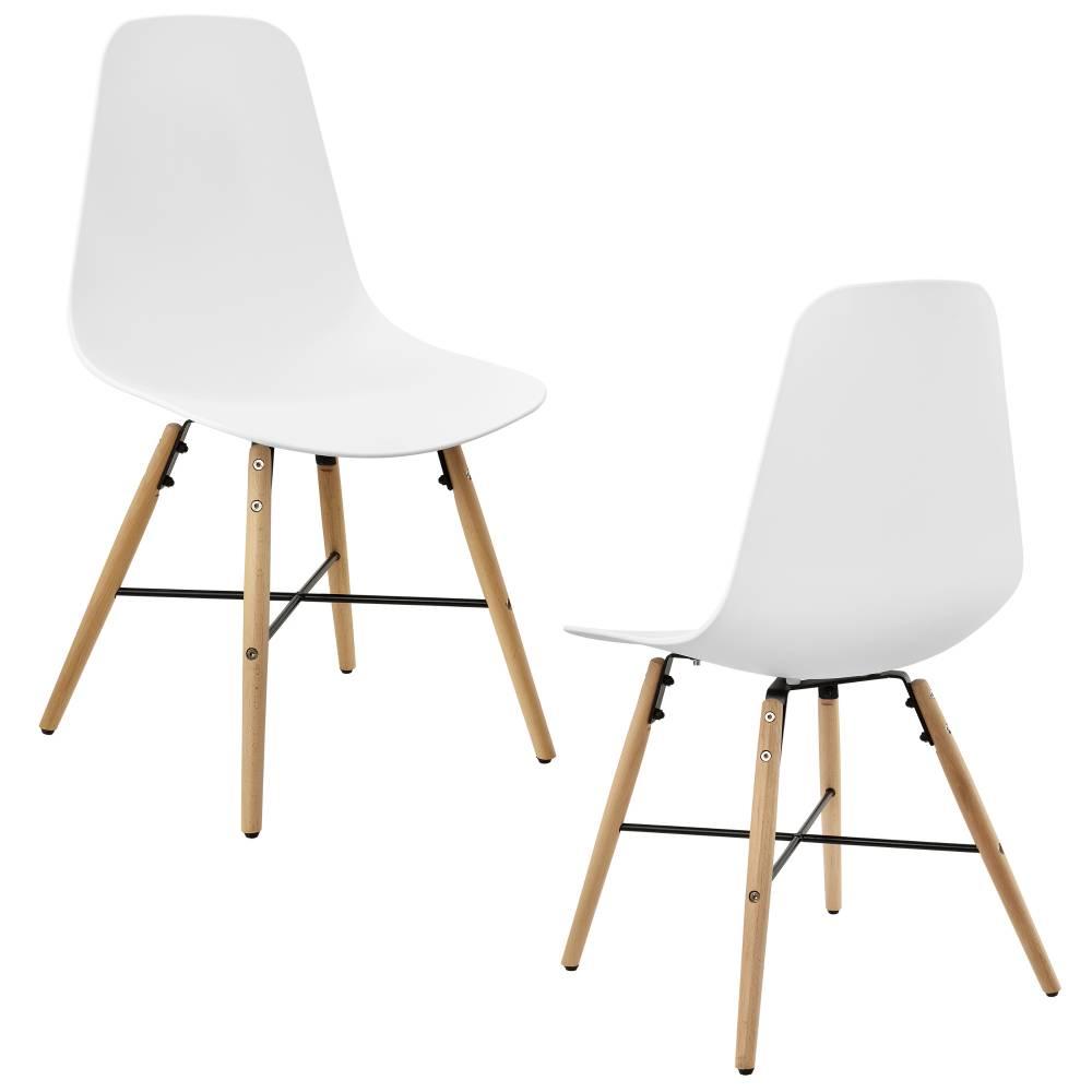 f7e1aa1baa2e  en.casa ® Dizajnové stoličky 2-dielna sada - 85