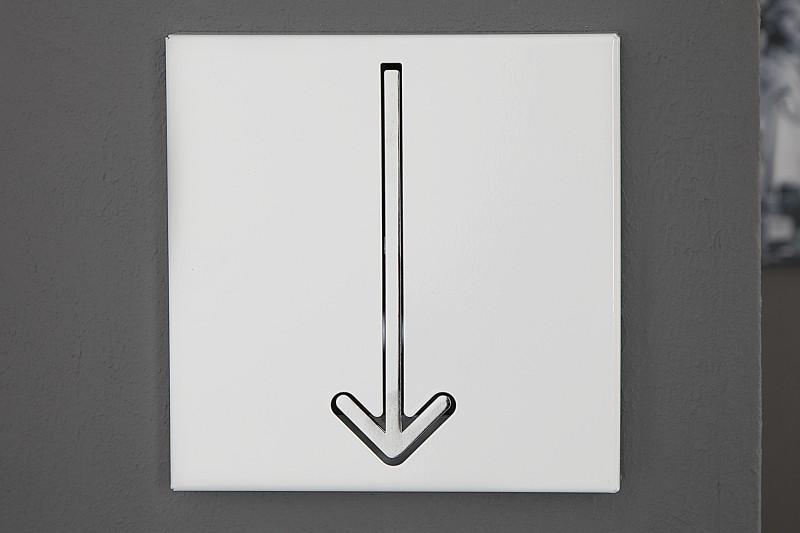 Nástenný vešiak AWORR 1 - biela