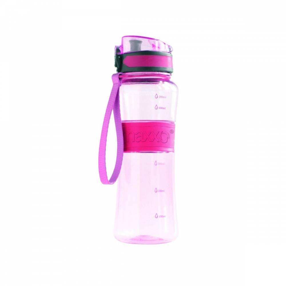 Maxxo Športová outdoorová fľaša Peony, 600 ml
