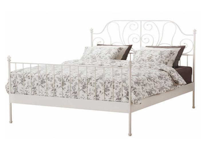 Manželská posteľ 140 cm Behemoth (s roštom)