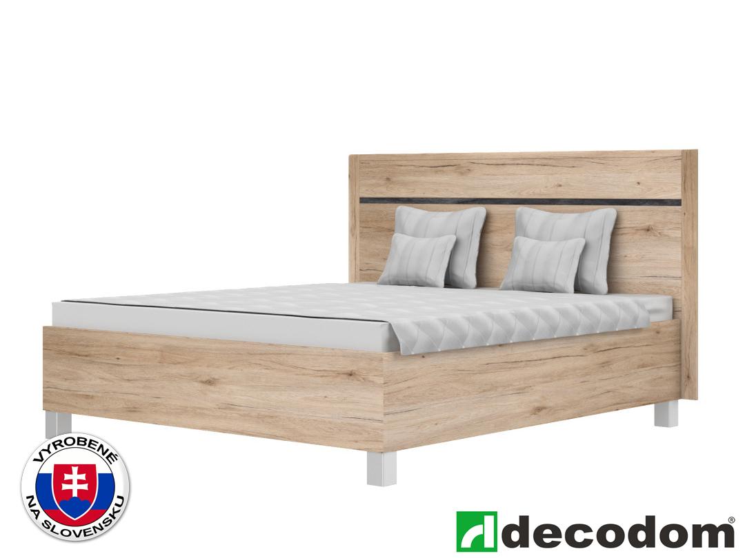 Manželská posteľ 180 cm Decodom Medasto 180 Comfort