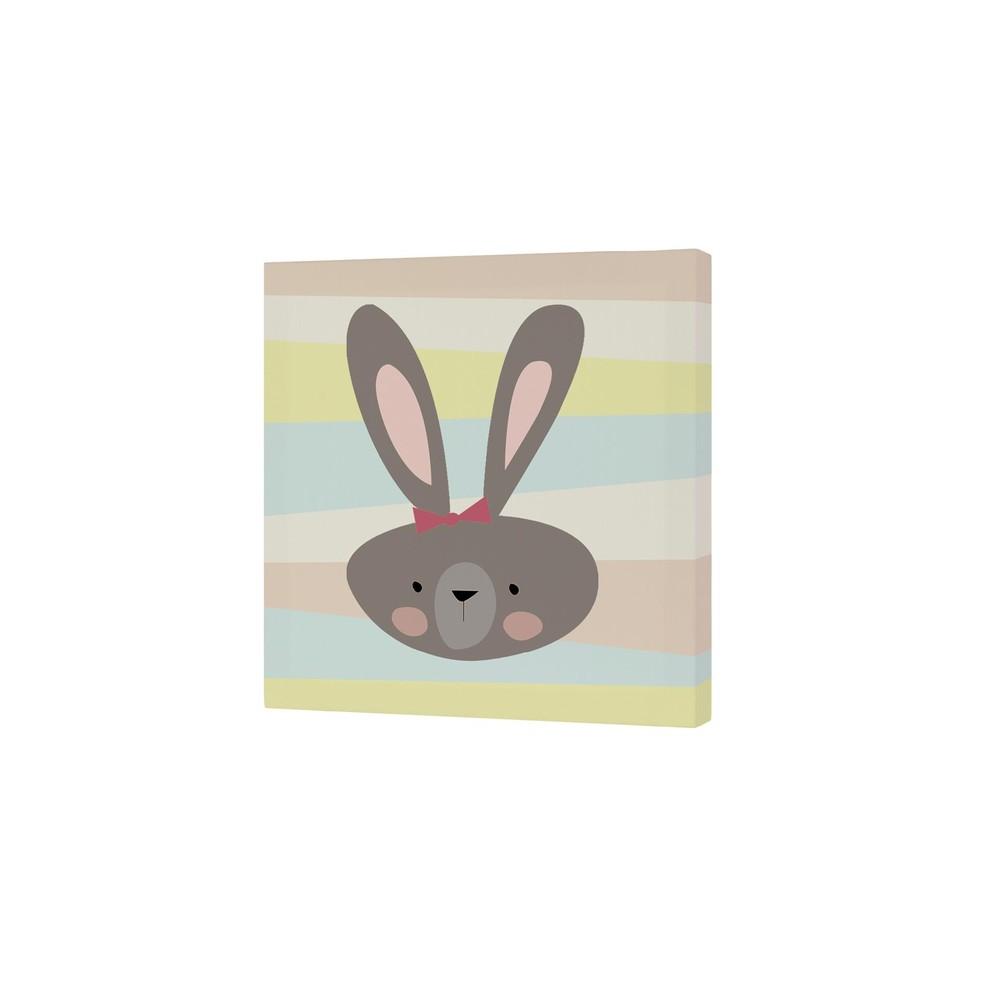 Obraz Little W Little Rabbits, 27×27cm