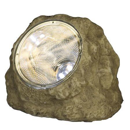 Vonkajšie solárnne LED svetlo Stone