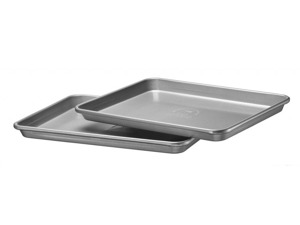 KitchenAid Sada plechov na pečenie 2 ks Ilaflon ILAG SP 500 25x38 cm