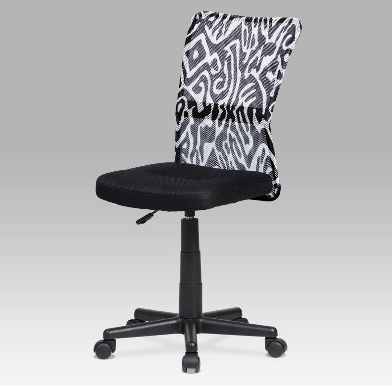 Kancelárska stolička KA-2325   Farba: Čierna