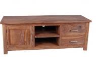Furniture nábytok  Masívny TV stolík z Palisanderu  Fírúz  148x52x55 cm