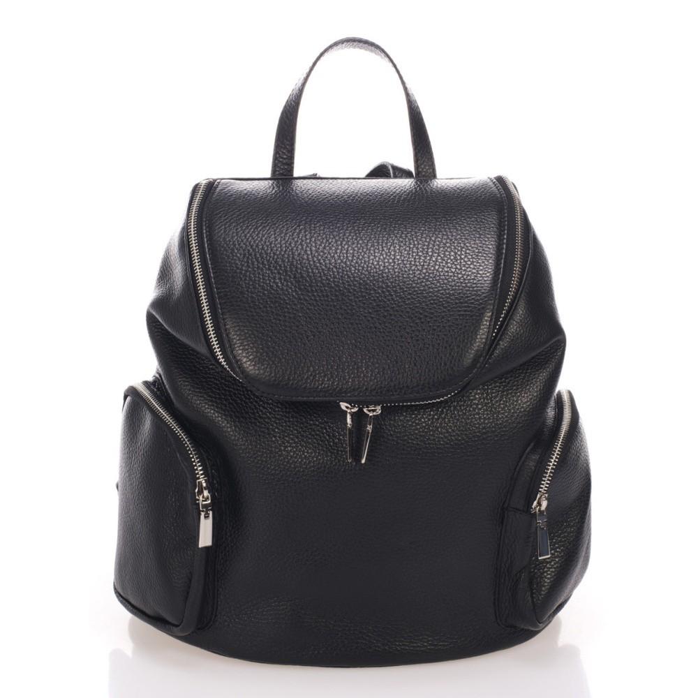 Čierny batoh Lisa Minardi Mardi