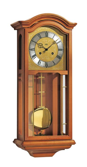 Kyvadlové mechanické nástenné hodiny 651/9 AMS 67cm