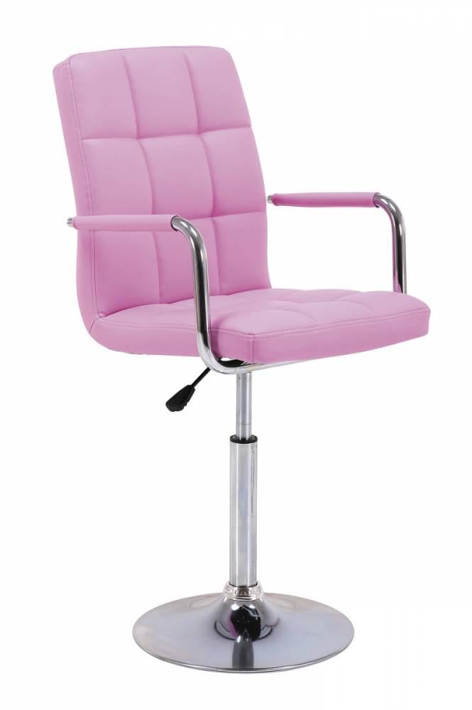 CB-152 barová stolička, ružová
