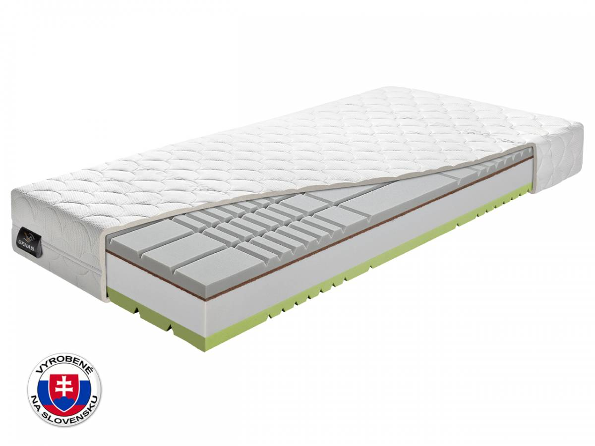 Penový matrac Benab Austin 195x90 cm (T4/T3)
