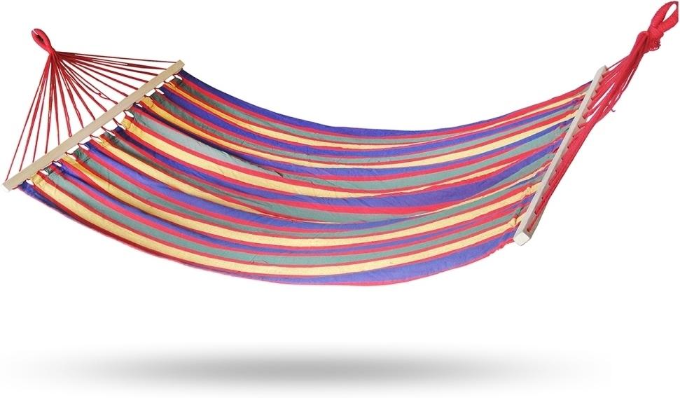 GARDEN FURNITURE XHMK 200x150 cm hojdacia sieť - farebné pásy
