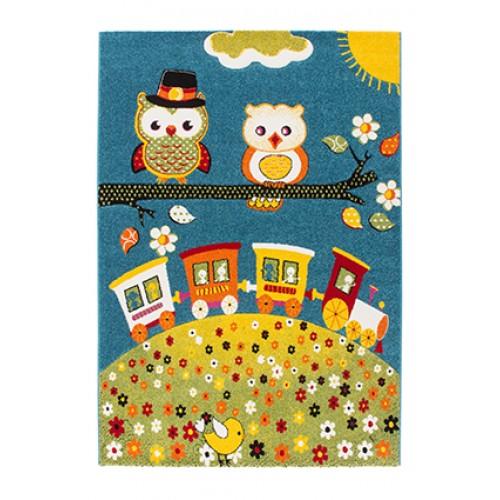 Kusový koberec Amigo 315 Blue