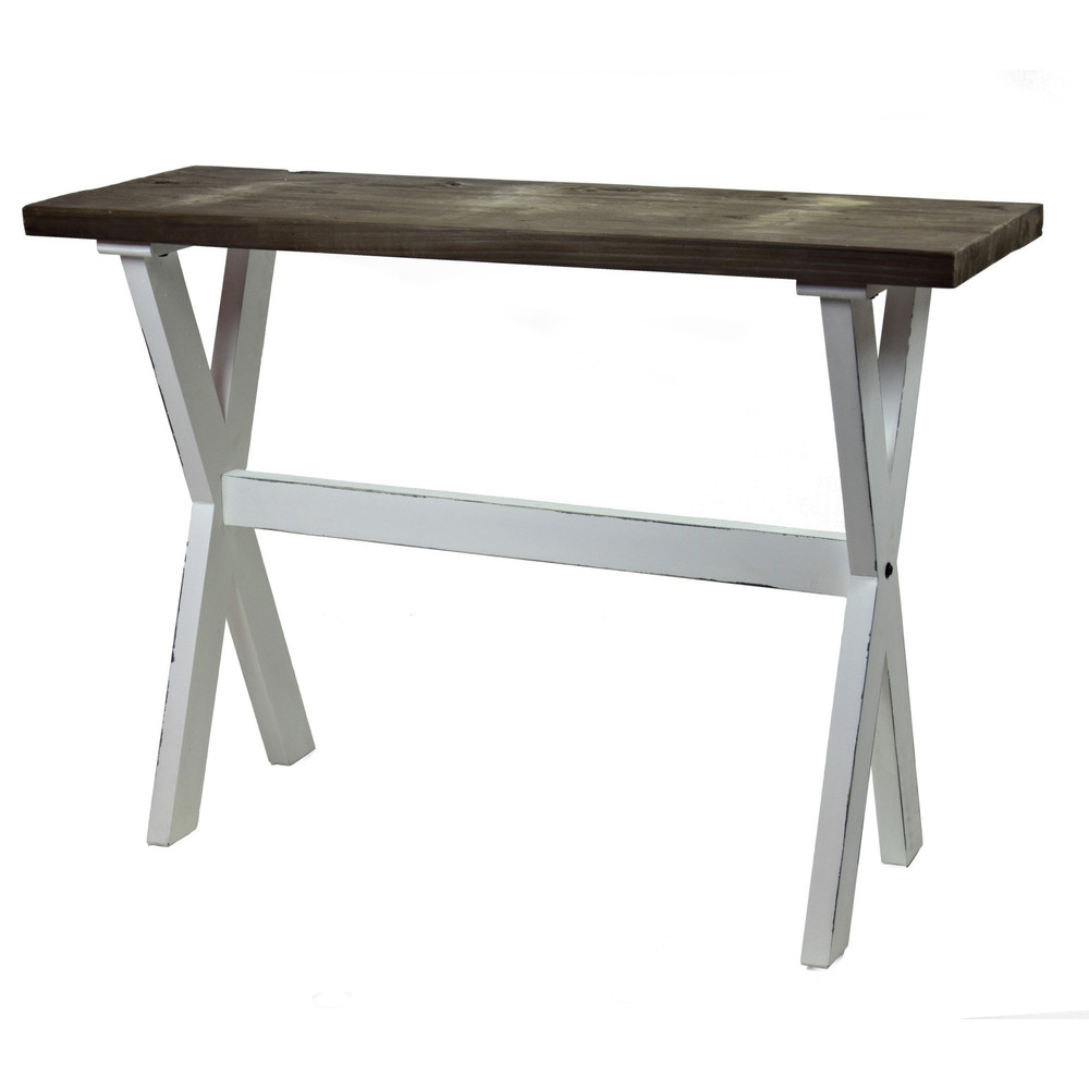 Konzolový stolík z recyklovaného dreva Ego Dekor Neo
