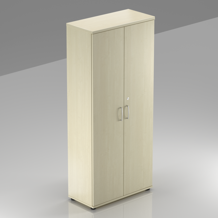 Rauman Kancelárska skriňa Visio, 80x38,5x183,5 cm, dvere 5/5 S585 12