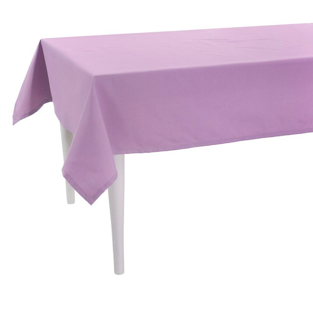 Fialový obrus Apolena Simple Purple, 170×300cm