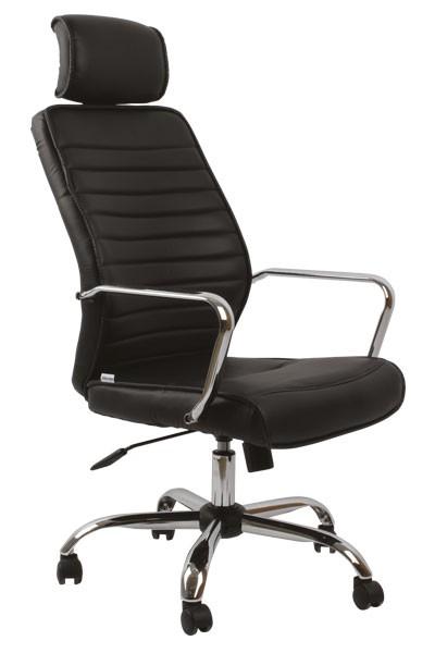Bradop Kancelárska stolička čierna ZK74-C