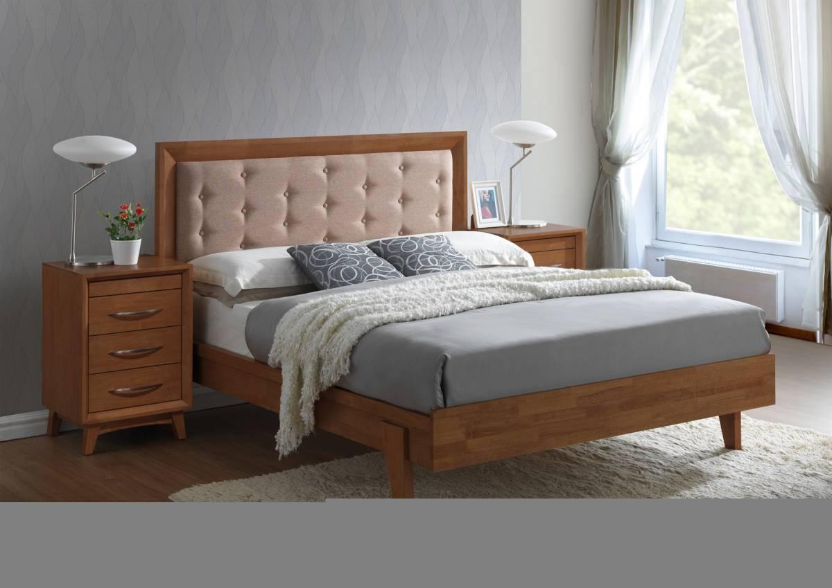 Drevená posteľ HILON 180