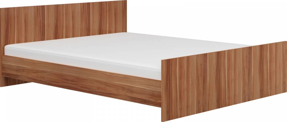 Manželská posteľ 160 cm Vera VER-03 (s roštom)