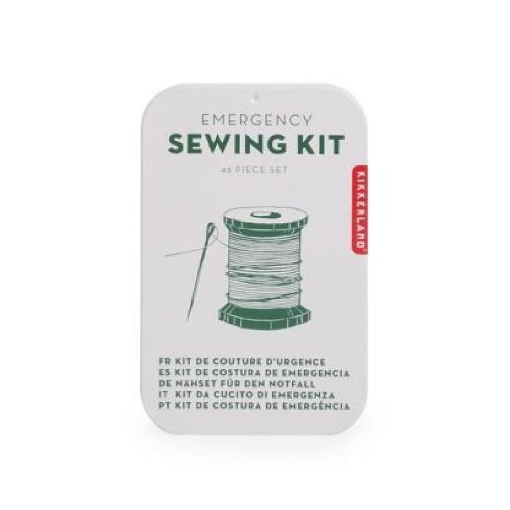 Set na šitie Kikkerland Emergency Sewing