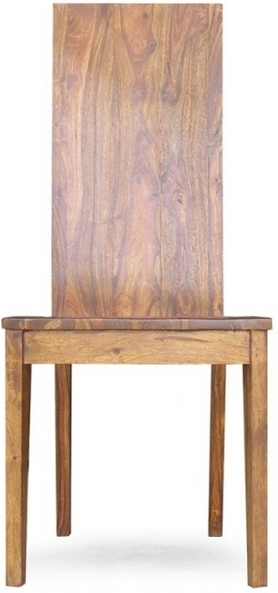 METRO LIFE #169 Sheesham stolička, masívne palisandrové drevo