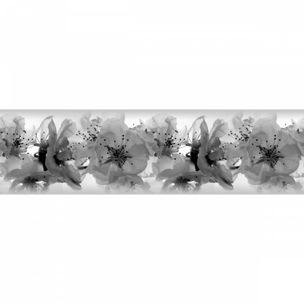 AG Art Samolepiaca bordúra Orchidey, 500 x 14 cm