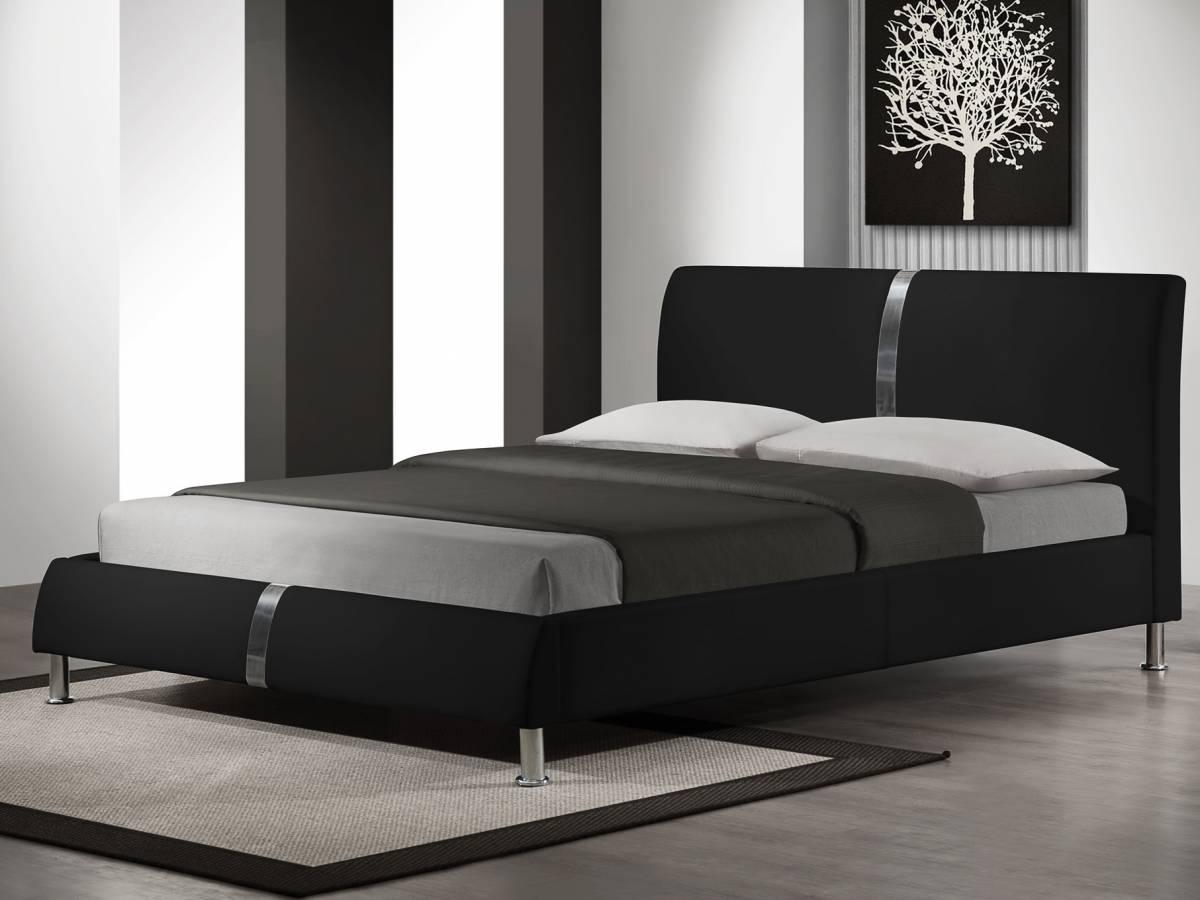 Manželská posteľ 160 cm Dakota (s roštom)