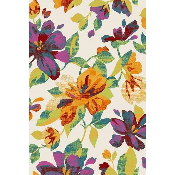 Habitat Kusový koberec Bonita flowers 282/52, 80 x 150 cm