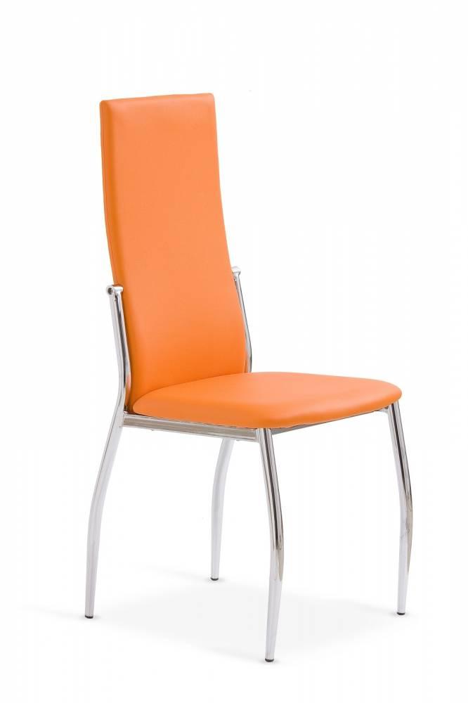 Jedálenská stolička K3 pomarančová