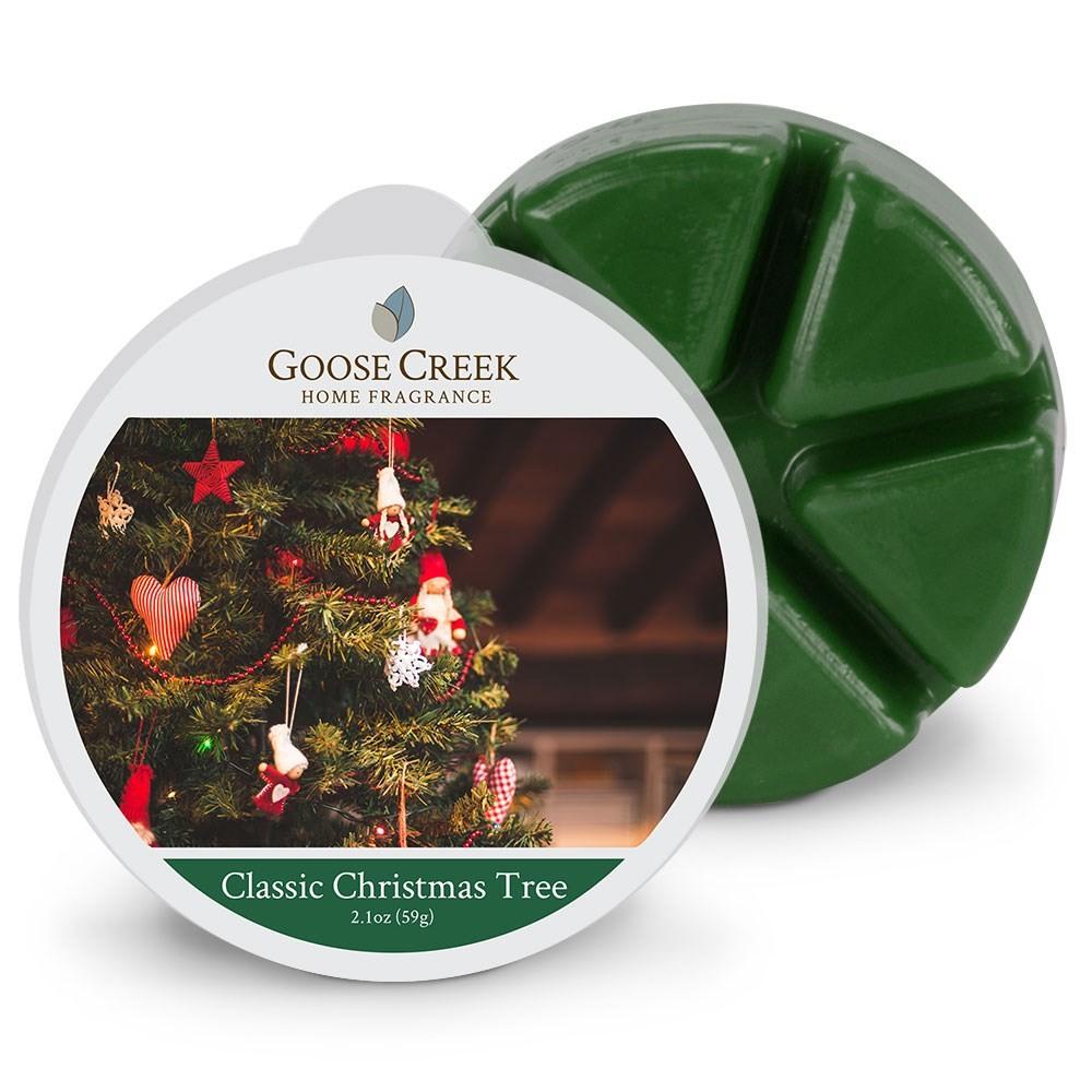 Vonný vosk do aromalampy Groose Creek Klasický vianočný stromček