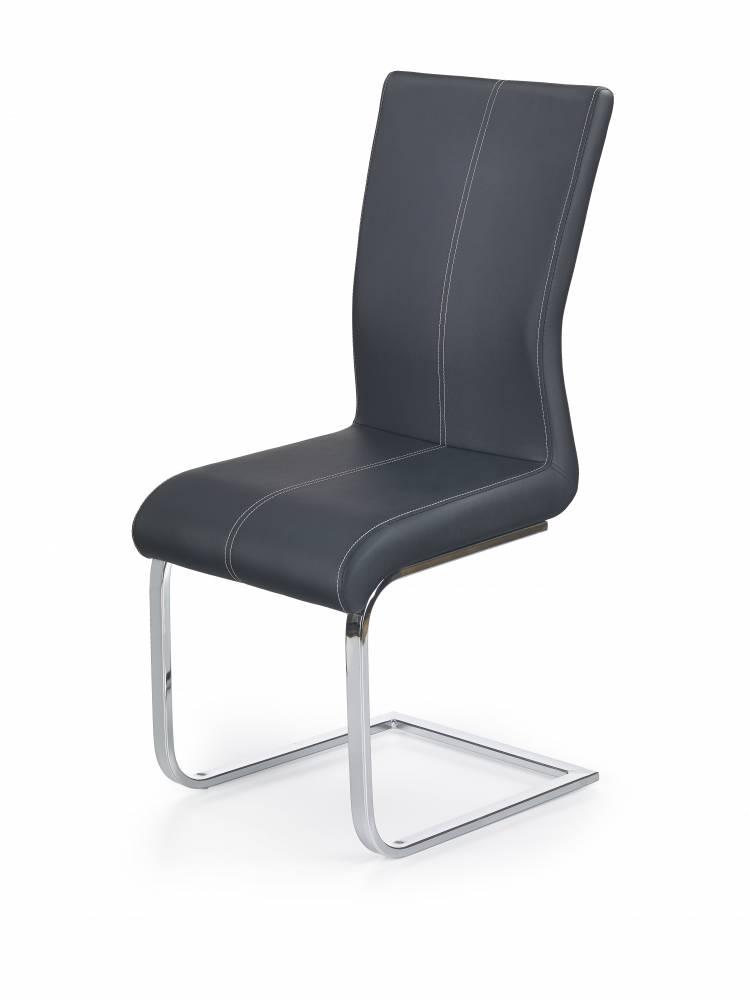 Jedálenská stolička K218 (čierna)
