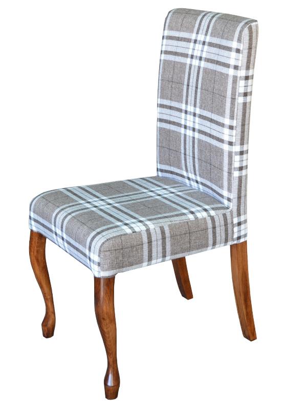 SKOTI 2 LUDWIK jedálenská stolička, látka na výber