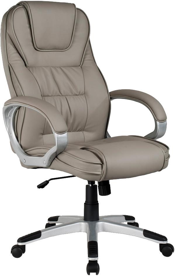 Kancelárska stolička Q-031 šedá