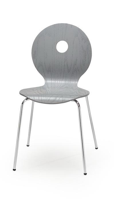 Jedálenská stolička K233 (sivá)