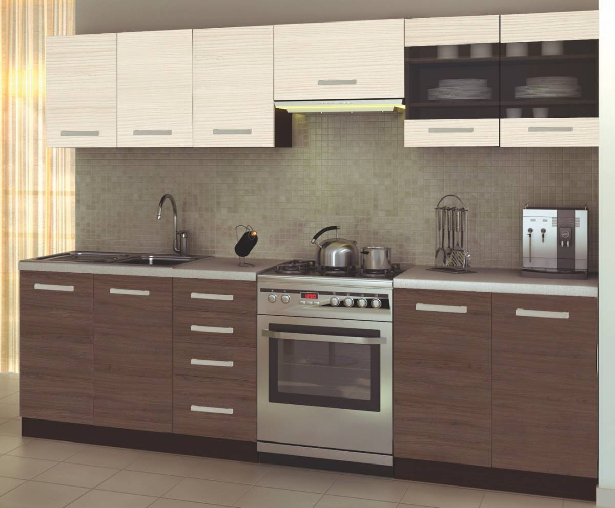 Kuchyňa Amanda 2 260 cm