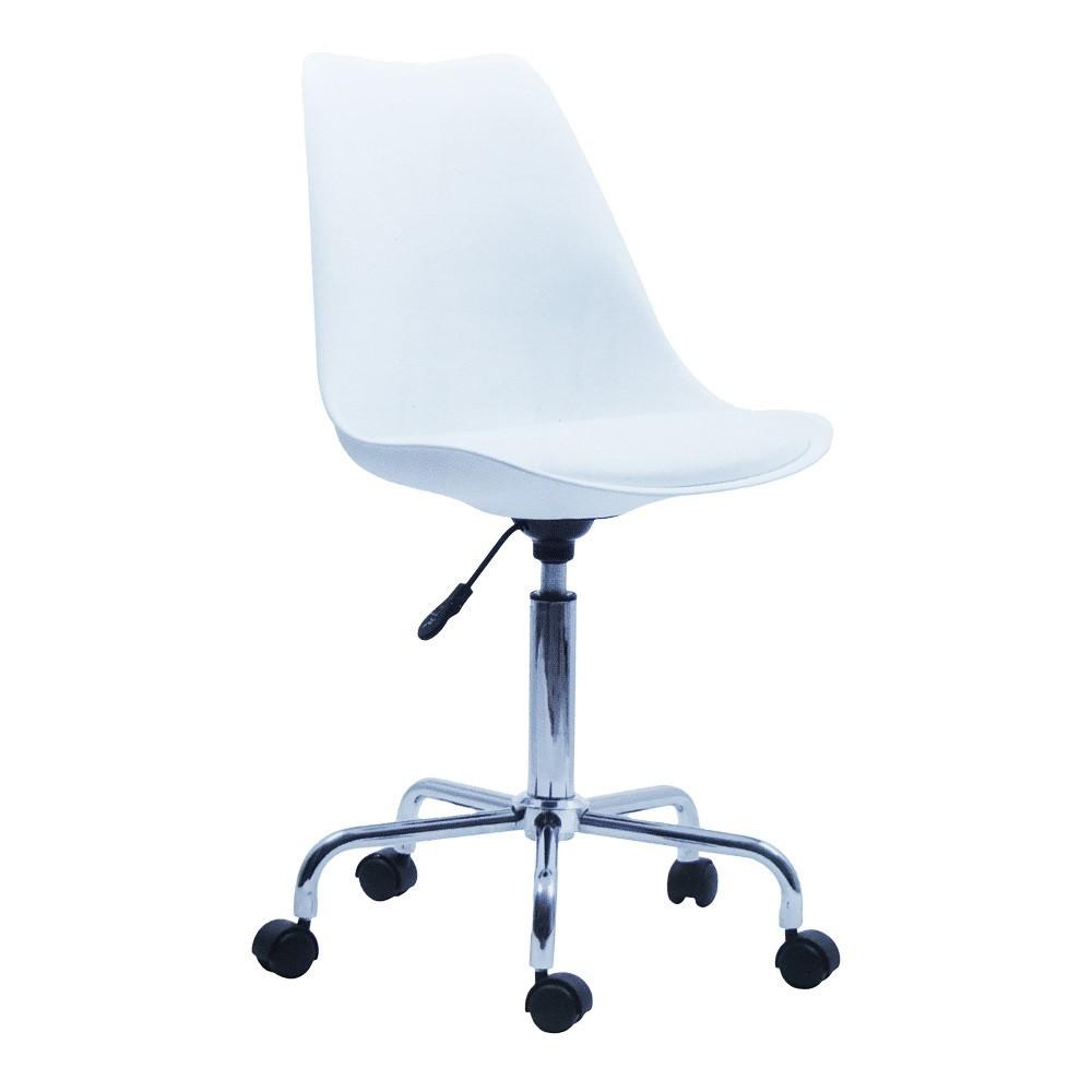 Biela kancelárska stolička House Nordic Stavanger