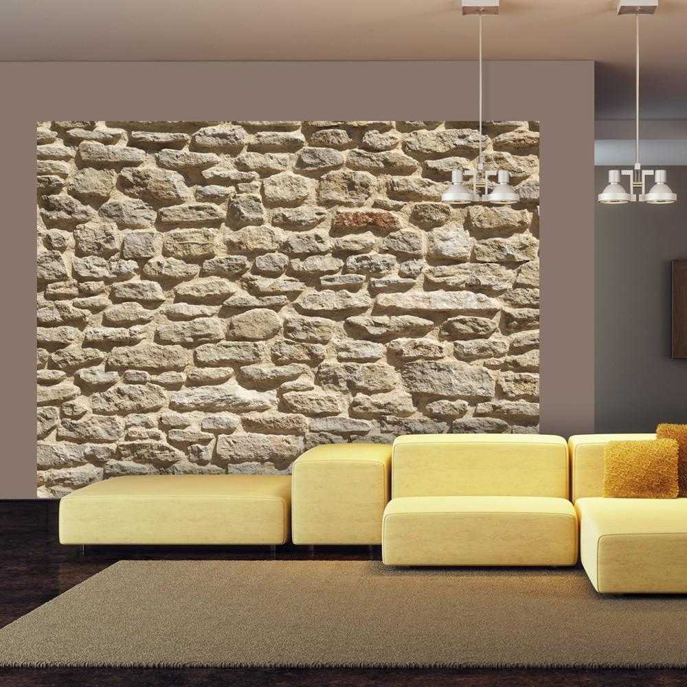 Veľkoformátová tapeta Bimago Old Stones, 400 x 309 cm