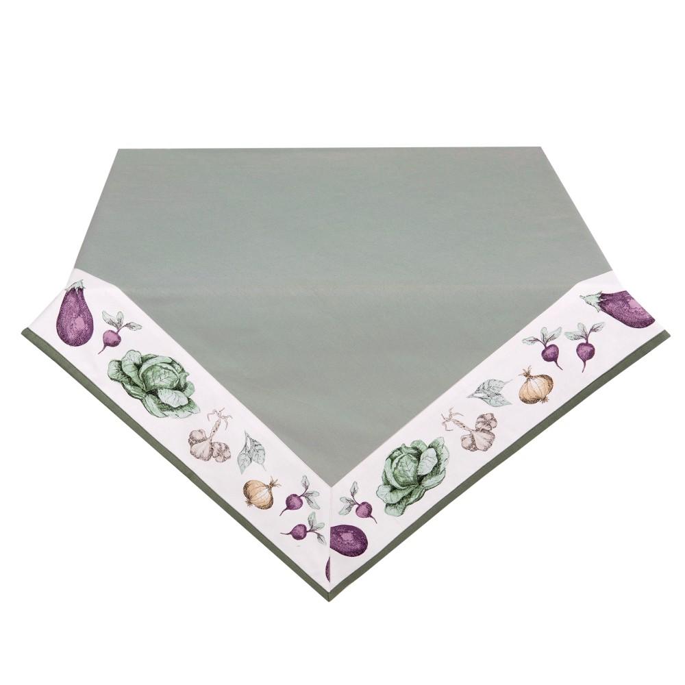 Bavlnený obrus Clayre & Eef Verderio, 100 x 100 cm