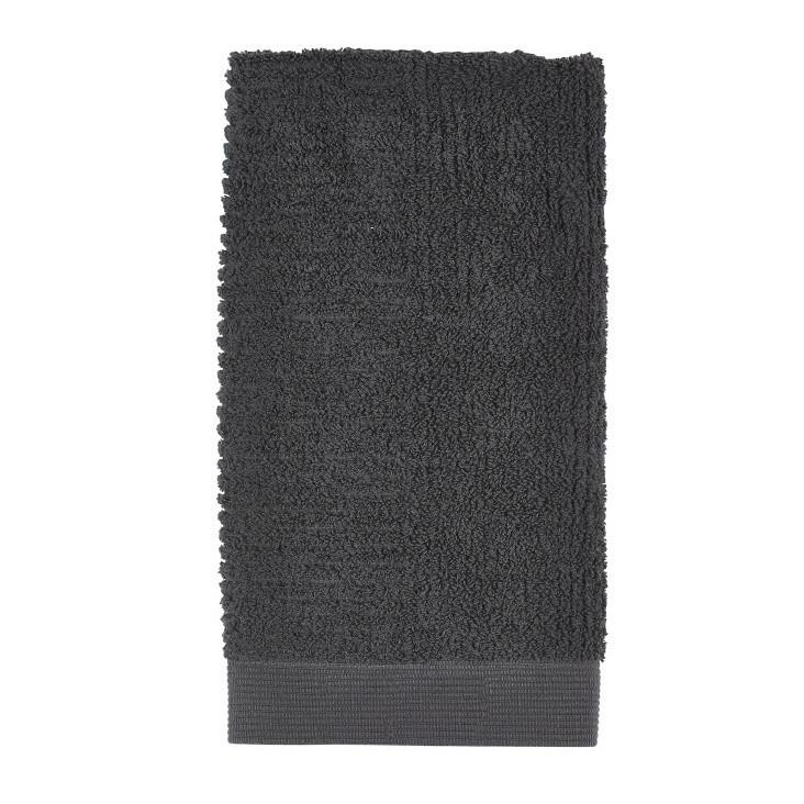 Čierny uterák Zone Nova, 100 x 50 cm