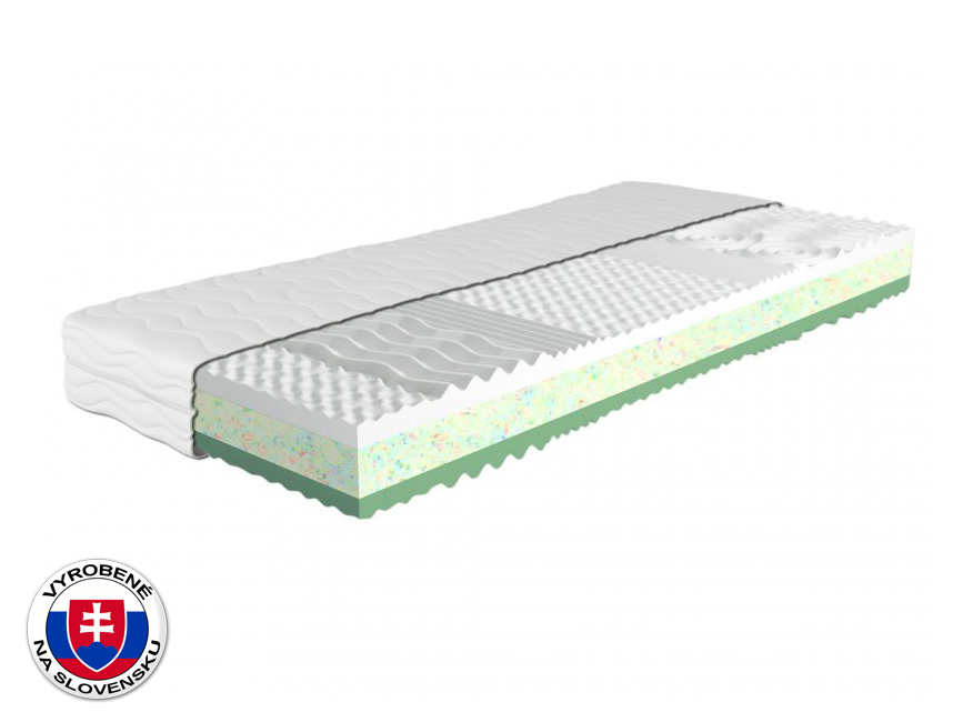 Penový matrac Verona 200x80 cm (T3)