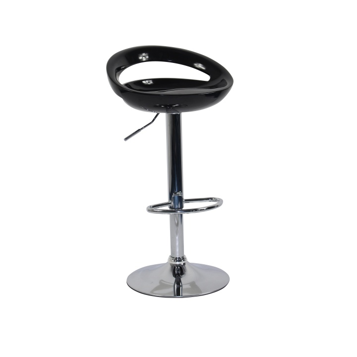 Barová stolička Dongo Nove čierna
