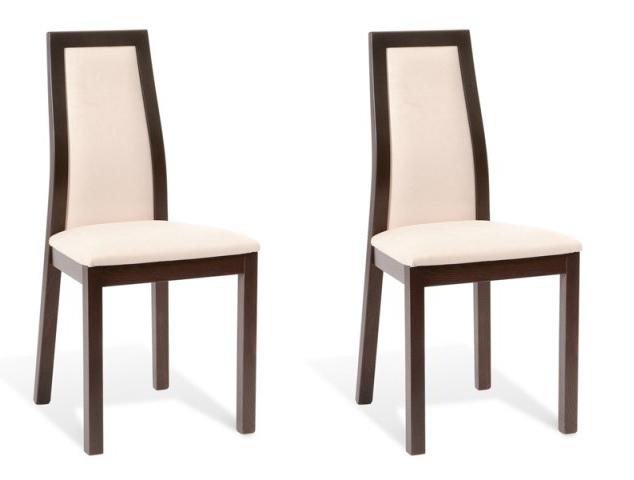 Set 2ks. jedálenských stoličiek Largo PKRS *výpredaj